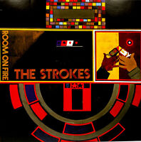 The Strokes ‎– Room On Fire VINYL RECORD LIKE NEW MUSIC ALBUM