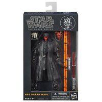 "Star Wars Black Series - 6"" DARTH MAUL Action Figure (New & Unopened) - Hasbro"