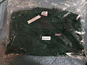 SUPREME HONDA FOX RACING CREWNECK DARK GREEN SZ LARGE FW19 BLACK BOX LOGO