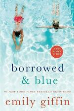 NEW Something Borrowed and Blue Emily Giffin Book Paperback 2 Novels Collection