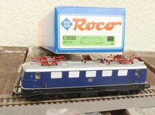 from start set h0 scale Roco DB Steam Locomotive BR 80.016 of DB Red Chassis