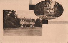 CPA 03 ALLIER IDOGNE par Gannat  le chateau vers 1930 TB