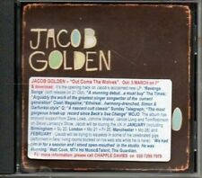 (109Z) Jacob Golden, Out Come The Wolves - DJ CD