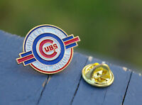 Cubfest '88 Cubs 3rd Annual Chicago Baseball Metal & Enamel Lapel Pin Pinback