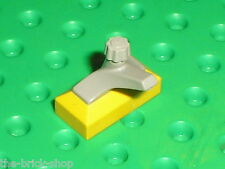 Robinet LEGO Yellow tap with OldGray spout 69c01 / set 730 695 491 556 672 ...
