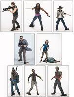 The Walking Dead Building Set 1, Blind Bag Figuren, 1 Stück / 1 Beutel McFarlane