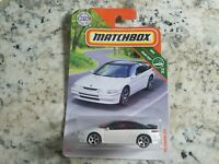 2019 Matchbox #5 /'95 Subaru SVX WHITE PEARL METALLIC MOC