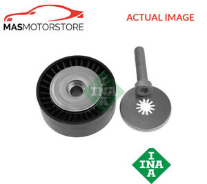 V-RIBBED BELT DEFLECTION PULLEY RIGHT INA 532 0505 10 P FOR SAAB 9-3,9-5,9-3X
