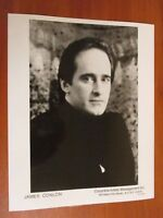 Vtg Glossy Press Photo Opera Conductor James Conlon La Boheme Oberon