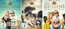 11 DVDs * DIE GEISSENS - STAFFEL 9 - 11 IM SET # NEU OVP !