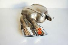 Porsche 95B Macan Diesel Nachschalldämpfer L. Auspuff Abgasanlage 95B253611 D Z5