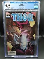 Thor #4 CGC 9.2 (2020) 1st Cameo of Black Winter | 1:25 Stegman Variant | Cates