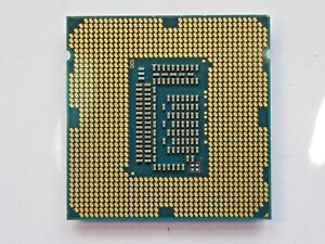 DAMAGED CPU | INTEL CORE | i7-3770 | SR0PK | 3.40GHz | 8MB | 4Core | LGA1155