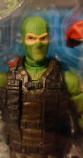 GI Joe Classified Series Cobra Island Beach Head (Blue Eyes) MIB