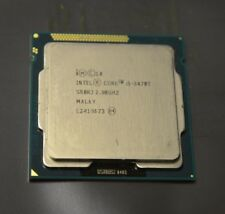 Intel Core i5 i5-3470T - 2.9 GHz Quad Core s.1155 carton CPU Uniquement