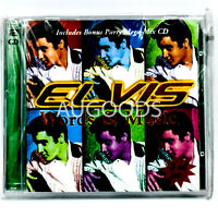 Elvis - Words & Music BRAND NEW SEALED MUSIC ALBUM CD - AU STOCK