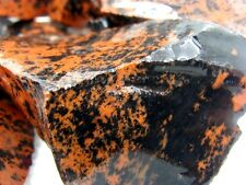 Mahogany Obsidian Mineral Specimen Bulk Wholesale 1/4 Pound LOT