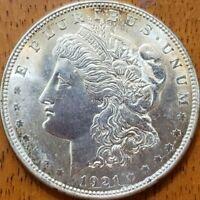 1921 Morgan Dollar BU**** Check It Out!  KM# 110 #AA350-9