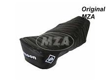 Simson Sitzbezug, schwarz, strukturiert, wasserdicht, S51E, S70E Enduro Sitzbank