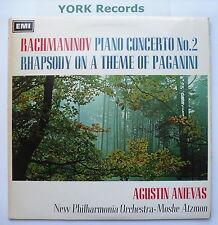 ASD 2361 - RACHMANINOV - Piano Concerto No 2 ANIEVAS / ATZMOM - Ex Con LP Record