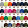 JERZEES NuBlend Crewneck Sweatshirt 50/50 Mens Fleece Crew S-3XL 562MR - 562