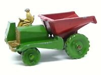 Matchbox Lesney No.2a Muir Hill Site Dumper (GREEN PAINTED WHEELS) (1st ISSUE)