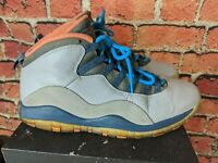 Air Jordan 10 Retro Bobcats Size 12 Beaters Project FREE SHIPPING
