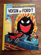 voisin et ford T EO 1971 Dupuis BD dos rond