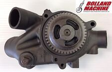Detroit 6V92 and 8V92 Water Pump Casting number 8921099 Running 92 Series