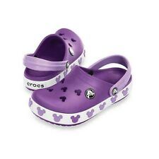 Mickey Mouse crocs C10/11