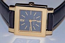 Womens Bvlgari Bulgari Quadrato 18K Solid Gold