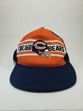 Vintage Mid 1970s Chicago Bears Cap Hat