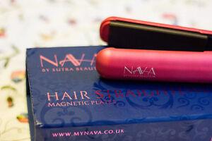 Nava Hair Straighteners by Sutra RRP £100 New