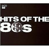 Hits of the 80s, Various Artists, Audio CD, Acceptable, FREE & FAST Delivery
