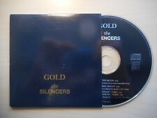 GOLD : THE SILENCERS [ CD EP ]