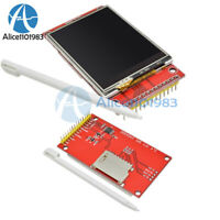 "2PCS  240x320 2.4"" SPI TFT LCD Touch Panel Serial Port Module with PCB ILI9341"