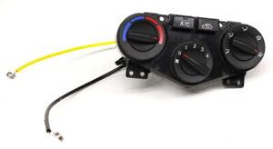 OEM Kia Rio (w/AC) Temperature Control w/Black Knobs 97250-1G580VA