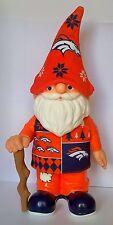 "Denver Broncos Nfl feo Sweater Jersey Sombrero equipo de 12 ""GNOME"