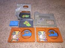 Teenage Mutant Ninja Turtles Sewer Lair Playset Vintage Parts Incomplete Lot