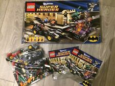 Lego 6864 Batmobile and the Two-Face Chase