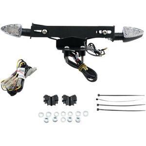 Targa Tail Kit with LED Signals - KLE650 VERSYS '15-'19 | 22-479LED-L