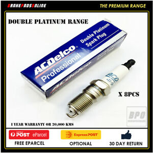 Spark Plug 8 Pack for Audi A8 Quattro 3.7L 8 CYL BFL 8/03-10/06 41801
