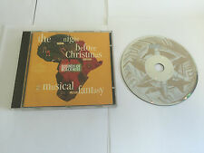 Sounds of Blackness Night Before Christmas CD