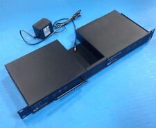 USED CRESTRON ST-RMK RACK MOUNT WITH STRFGWX RF GATEWAY 2 WAY & ST-VC (R3)