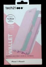 # 369 Tech21 Evo Wallet Case For iPhone 7 & 8 - Pink