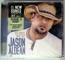 NEW Jason Aldean SIGNED Old Boots New Dirt CD  EXCLUSIVE AUTOGRAPHED COPY
