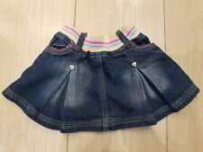 Mothercare Jean Skirt - (new baby) - Combined P&P Offered