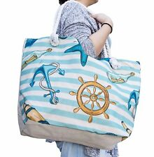 JJMG NEW Summer Beach Bag Stroller Friendly Women's/ Mom Large Capacity Tote