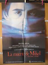 A822 LA MUERTE DE MIKEL- IMANOL ARIAS, MONTSERRAT SALVADOR