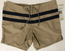 Ralph Lauren Polo Jeans Co. Women's Size 6 Khaki Summer Shorts Cotton - NWT